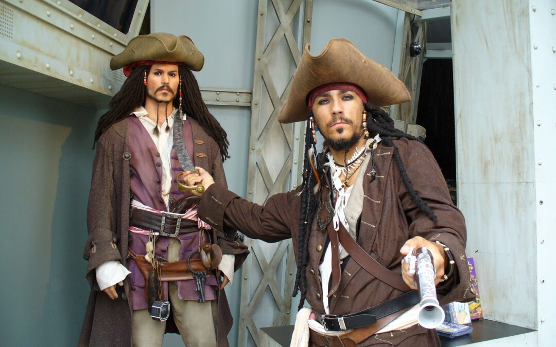 Pirate Costumes! Here's Some Ideas to Live on the High Seas of Your Party